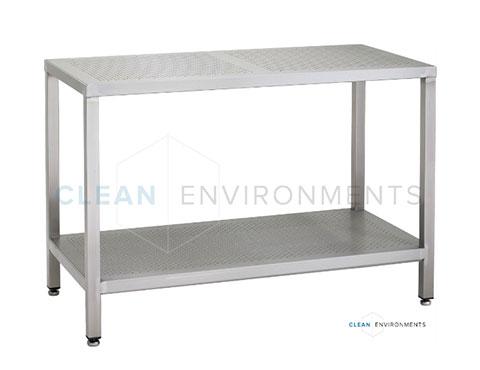 one shelf bench