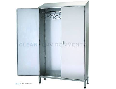 Cleanroom wardrobe