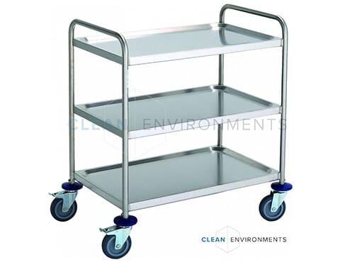 Three tier trolley